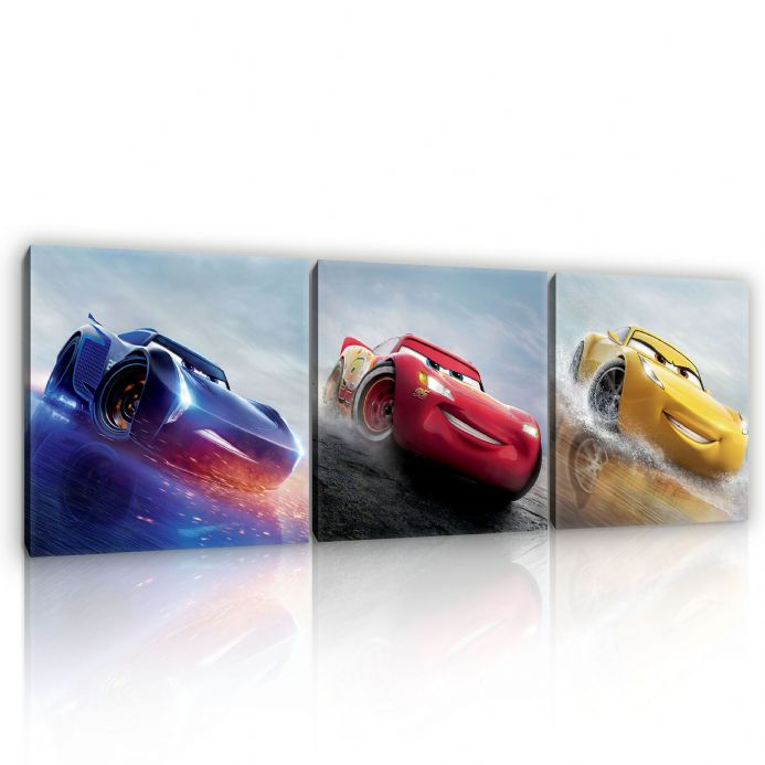 Disney Cars Canvas set | Buy now